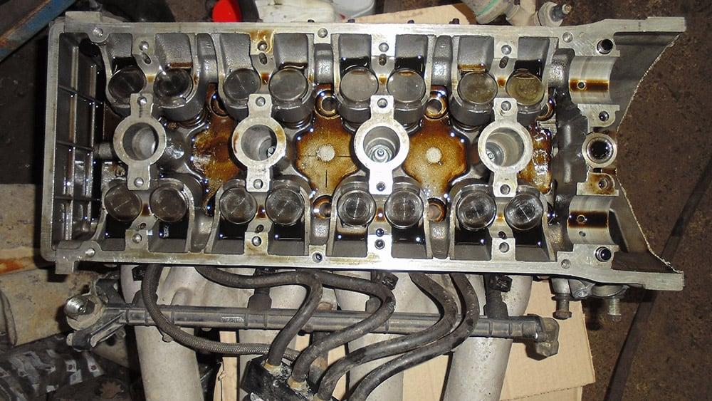 ремонт двигателя хендай