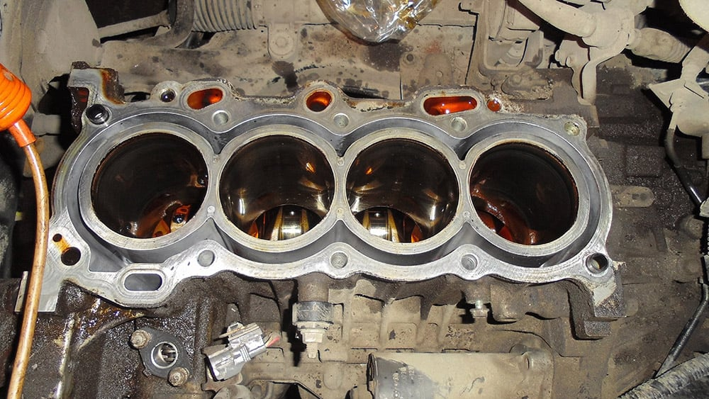 ремонт двигателя volkswagen