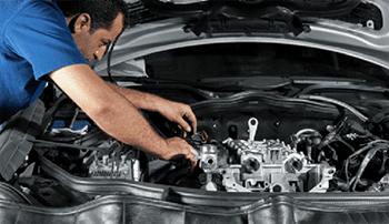 цены на ремонт двигателей